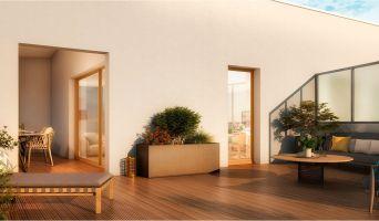 Résidence « Côté Parc » programme immobilier neuf en Loi Pinel à Ecquevilly n°3