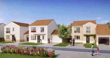 Épône programme immobilier neuve « Le Domaine du Coteau »