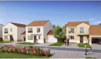 Épône programme immobilier neuf « Le Domaine du Coteau »