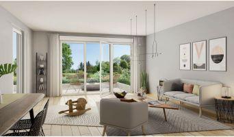 Épône programme immobilier neuve « Le Domaine du Coteau »  (2)
