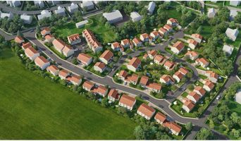 Épône programme immobilier neuve « Le Domaine du Coteau »  (3)