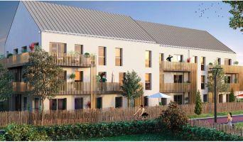Freneuse programme immobilier neuve « Le Clos Val Guyon »  (2)
