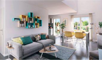Freneuse programme immobilier neuve « Le Clos Val Guyon »  (3)