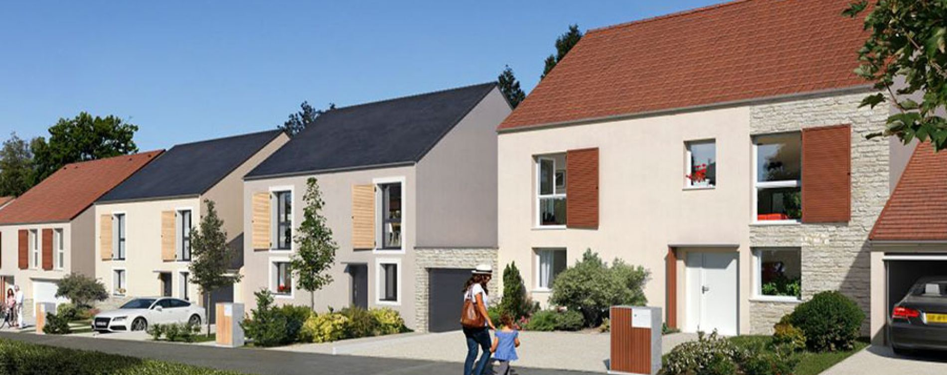 Guyancourt : programme immobilier neuve « Evidence »