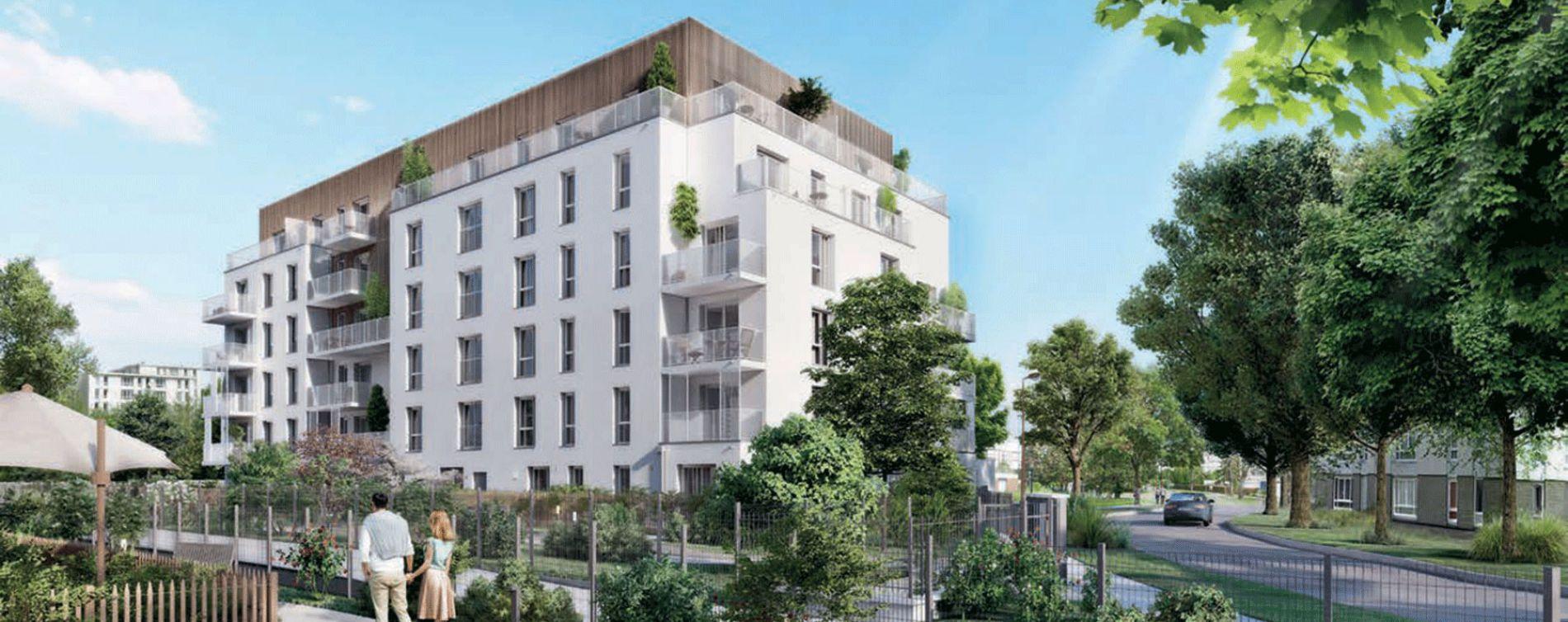 Guyancourt : programme immobilier neuve « La Scène » en Loi Pinel (2)