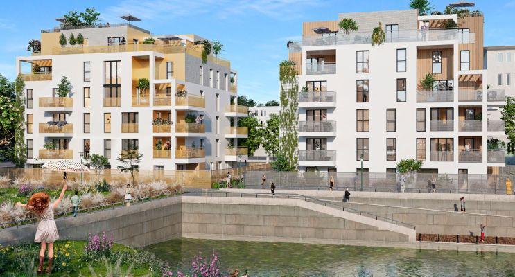 Photo du Résidence « Les Bords du Lac » programme immobilier neuf en Loi Pinel à Guyancourt
