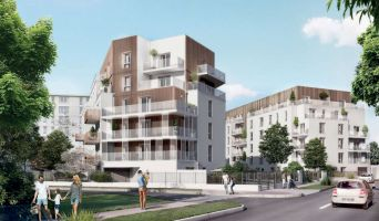 Photo du Résidence « L'Orchestre » programme immobilier neuf en Loi Pinel à Guyancourt