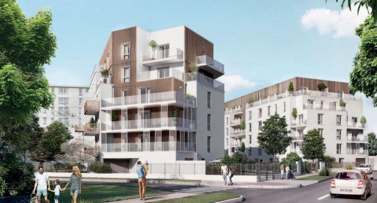 Guyancourt : programme immobilier neuf « L'Orchestre » en Loi Pinel