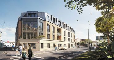 Houilles programme immobilier neuf « Les Jardins Schoelcher » en Loi Pinel