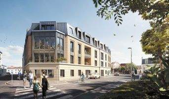 Houilles programme immobilier neuf « Les Jardins Schoelcher