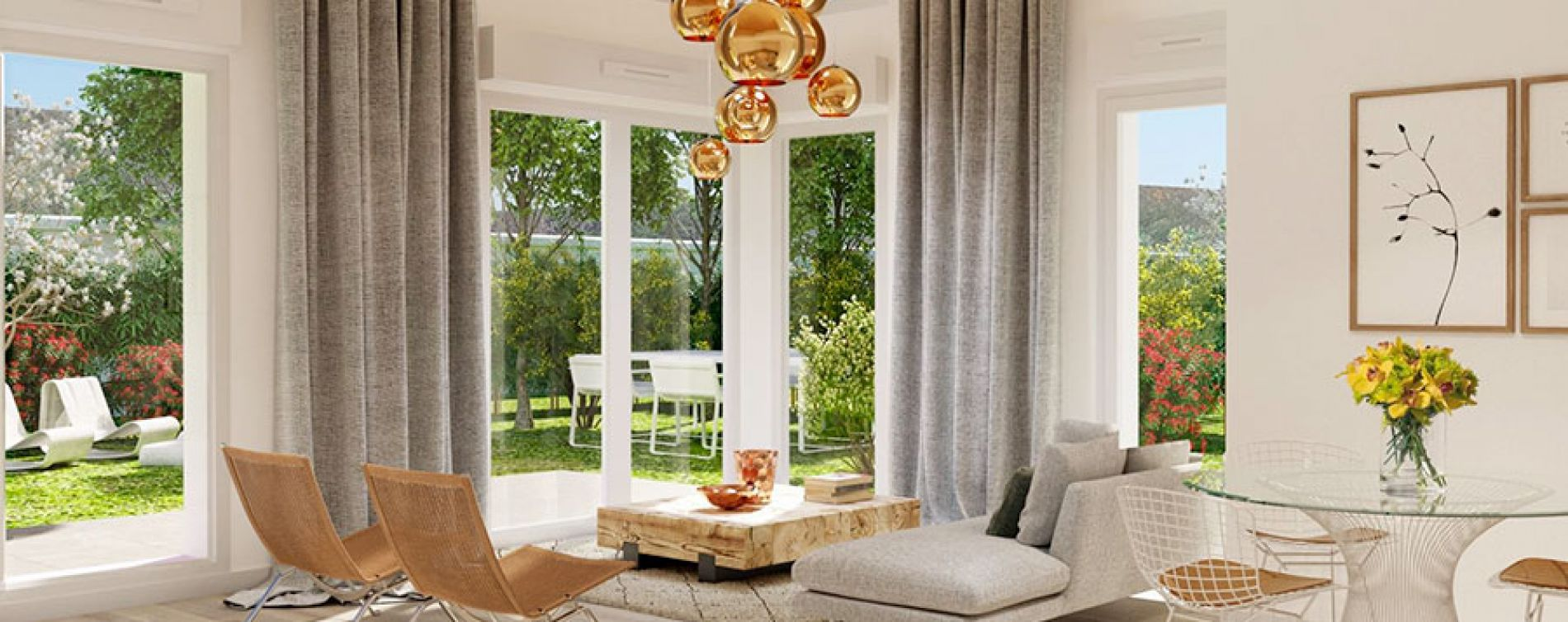 Houilles : programme immobilier neuve « Plein'R » (4)