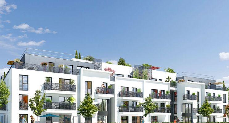 Résidence « Plein'R » programme immobilier neuf en Loi Pinel à Houilles n°1