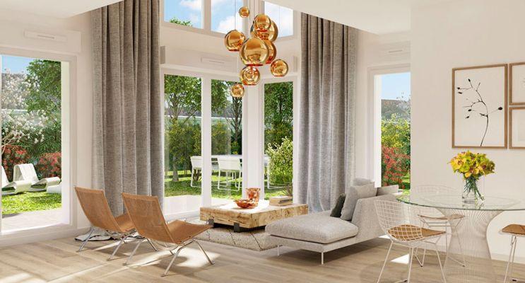 Résidence « Plein'R » programme immobilier neuf en Loi Pinel à Houilles n°4