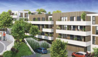 Résidence « Le Domaine De Rose » programme immobilier neuf en Loi Pinel à Juziers n°1