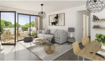 Résidence « Le Domaine De Rose » programme immobilier neuf en Loi Pinel à Juziers n°3