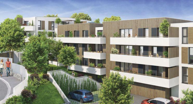 Photo du Résidence « Le Domaine de Rose » programme immobilier neuf en Loi Pinel à Juziers