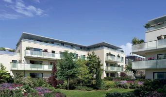 Le Chesnay programme immobilier neuve « Rue de Ml de Lattre de Tassigny »  (2)