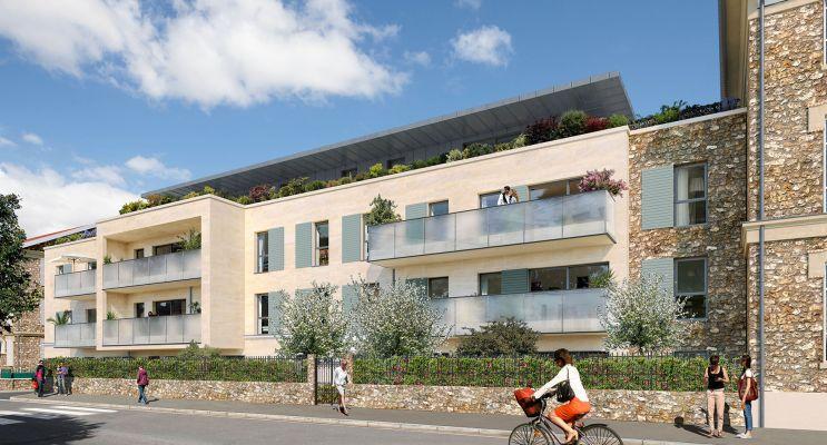 Photo du Résidence « Rue de Ml de Lattre de Tassigny » programme immobilier neuf en Loi Pinel à Le Chesnay