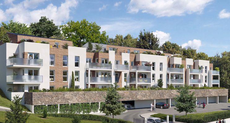 Le Mesnil-le-Roi programme immobilier neuf « Les Terrasses du Chateau » en Loi Pinel