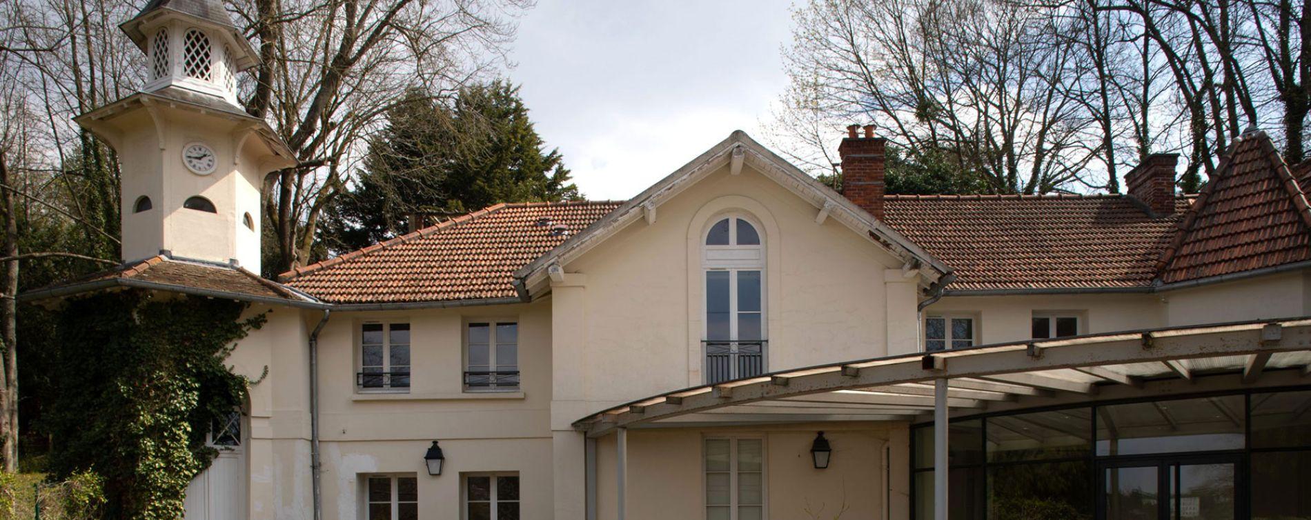 Le Pecq : programme immobilier neuve « Domaine Grandchamp » en Loi Pinel