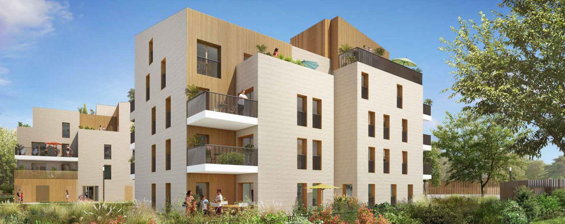 Le Vésinet : programme immobilier neuve « L'Accord Parfait » (4)