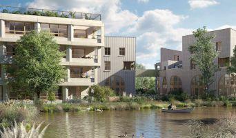 Le Vésinet programme immobilier neuve « L'Orée du Lac » en Loi Pinel  (2)