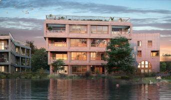Résidence « L'Orée Du Lac » programme immobilier neuf en Loi Pinel à Le Vésinet n°3