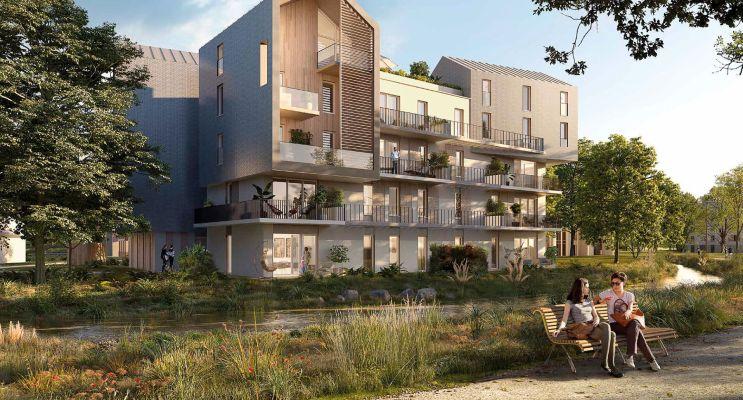 Résidence « Prestiges Du Parc » programme immobilier neuf en Loi Pinel à Le Vésinet n°2