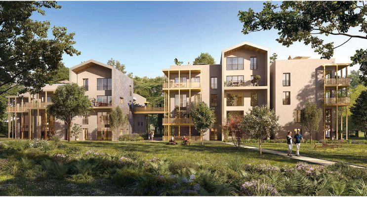 Résidence « Prestiges Du Parc » programme immobilier neuf en Loi Pinel à Le Vésinet n°3