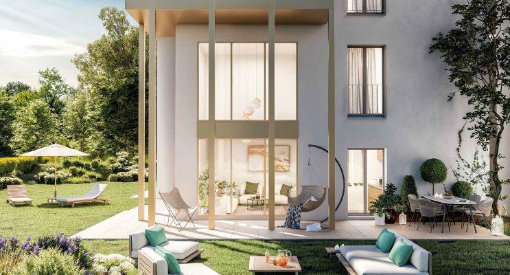 Résidence « Prestiges Du Parc » programme immobilier neuf en Loi Pinel à Le Vésinet n°4