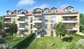 Les Clayes-sous-Bois programme immobilier neuve « L'Alisée » en Loi Pinel