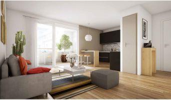 Les Clayes-sous-Bois programme immobilier neuve « L'Alisée » en Loi Pinel  (2)