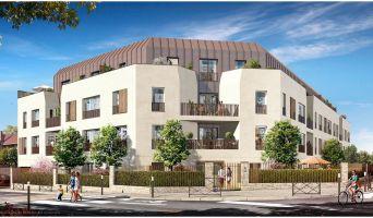 Photo du Résidence « Cyméa » programme immobilier neuf en Loi Pinel à Les Mureaux