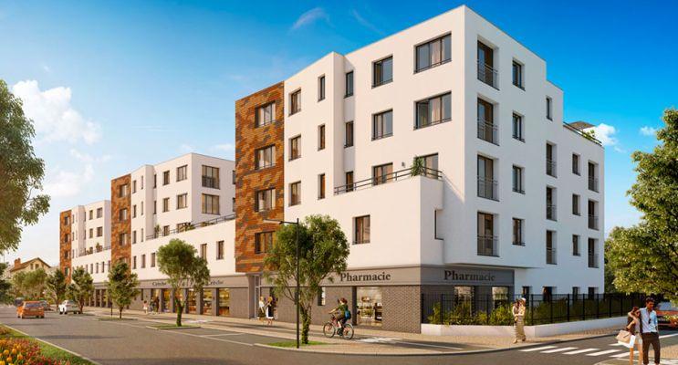 Résidence « Grand'Air » programme immobilier neuf en Loi Pinel à Les Mureaux n°2