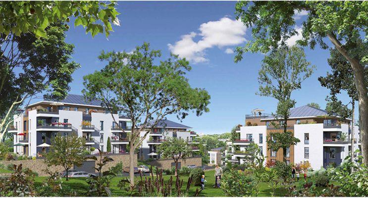 Photo n°2 du Résidence « Le Clos Des Vignes » programme immobilier neuf en Loi Pinel à L'Étang-la-Ville