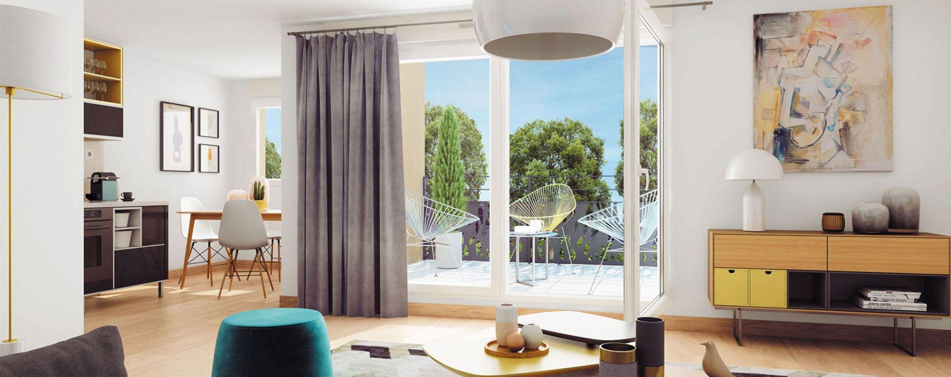 Limay : programme immobilier neuve « Nuances » (4)