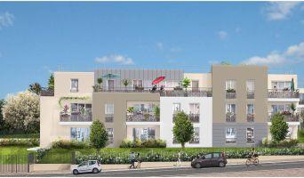 Photo du Résidence « Nuances » programme immobilier neuf en Loi Pinel à Limay