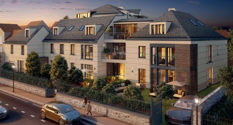 Photo du Résidence «  n°217625 » programme immobilier neuf en Loi Pinel à Maisons-Laffitte