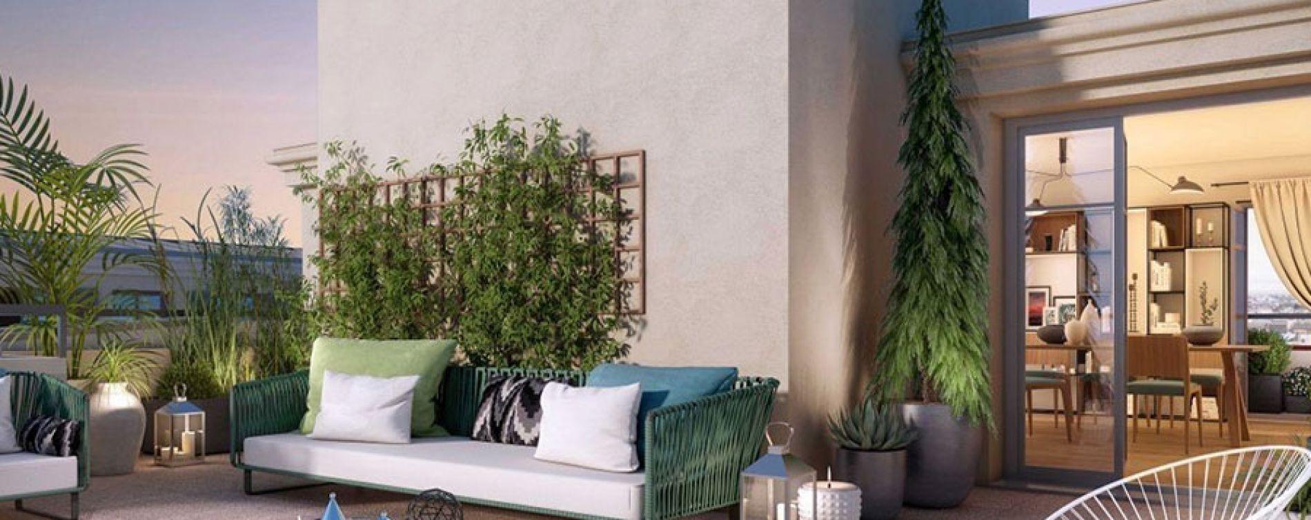 Maisons-Laffitte : programme immobilier neuve « Les Jardins d'Albine » en Loi Pinel (2)