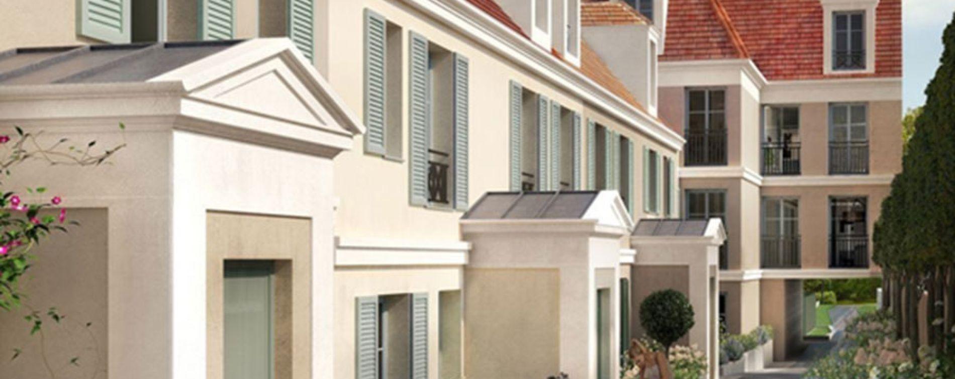 Maisons-Laffitte : programme immobilier neuve « Les Jardins d'Albine » en Loi Pinel (3)