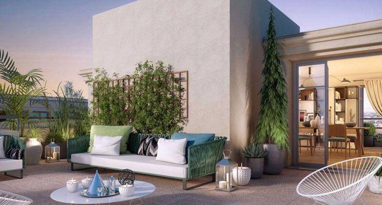 Résidence « Les Jardins D'Albine » programme immobilier neuf en Loi Pinel à Maisons-Laffitte n°2