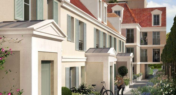 Résidence « Les Jardins D'Albine » programme immobilier neuf en Loi Pinel à Maisons-Laffitte n°3