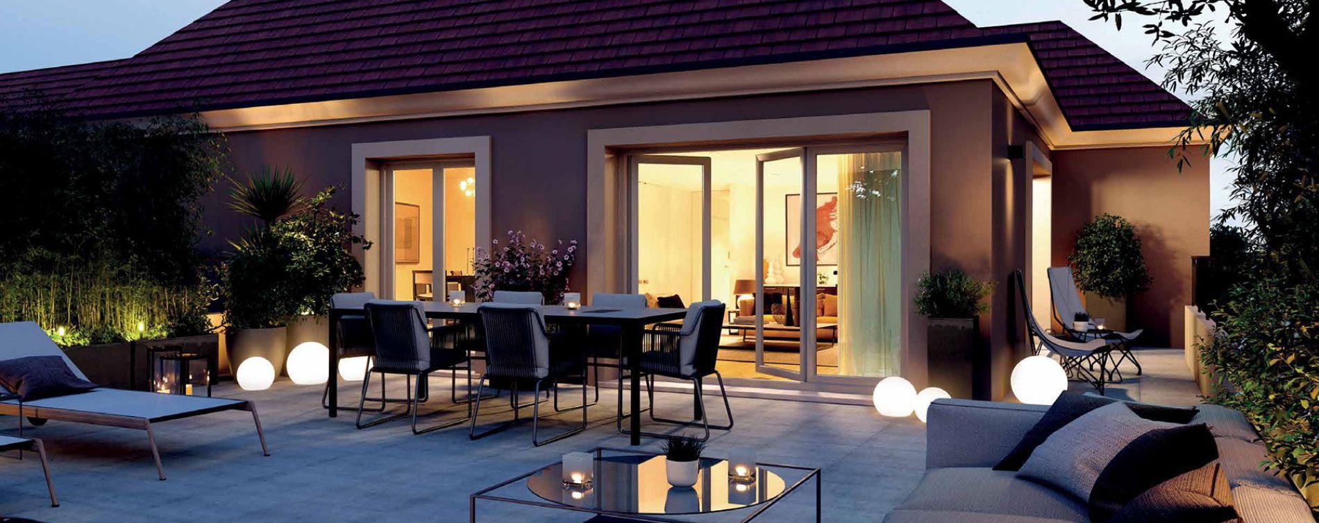 Maisons-Laffitte : programme immobilier neuve « Résidence du Bois Bonnet » en Loi Pinel (4)