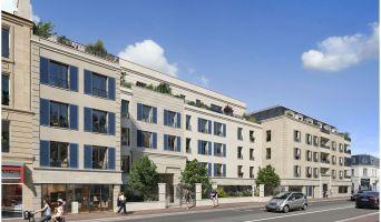 Maisons-Laffitte : programme immobilier neuf « Résidence du Bois Bonnet » en Loi Pinel