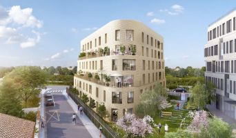 Mantes-la-Jolie : programme immobilier neuf « Le Baron » en Loi Pinel