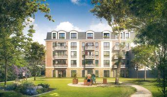 Photo du Résidence « Les Senioriales de Mantes-la-Jolie » programme immobilier neuf en Loi Pinel à Mantes-la-Jolie