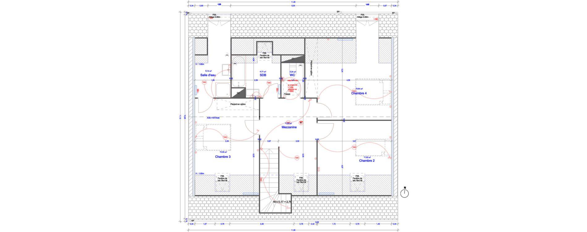 Maison T5 de 148,63 m2 à Mareil-Sur-Mauldre Centre