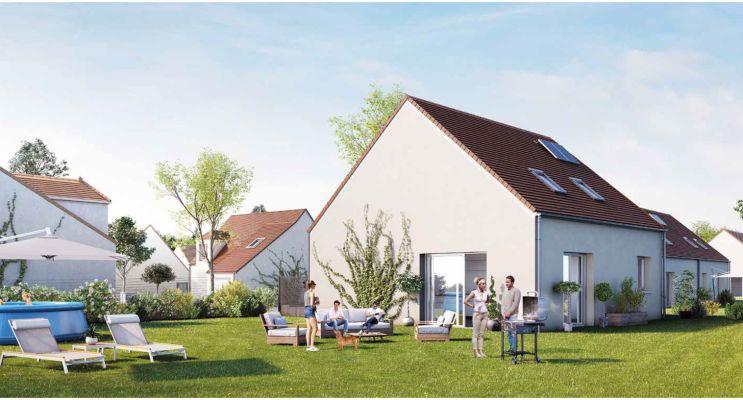 Mareil-sur-Mauldre : programme immobilier neuf « La Clairière »