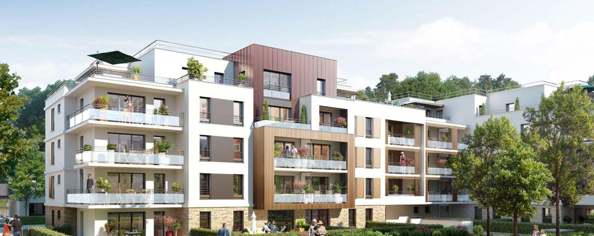 Maurepas : programme immobilier neuve « Programme immobilier n°214699 » en Loi Pinel (3)