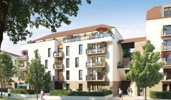 Photo du Résidence « Les Allées du Vexin » programme immobilier neuf à Meulan-en-Yvelines